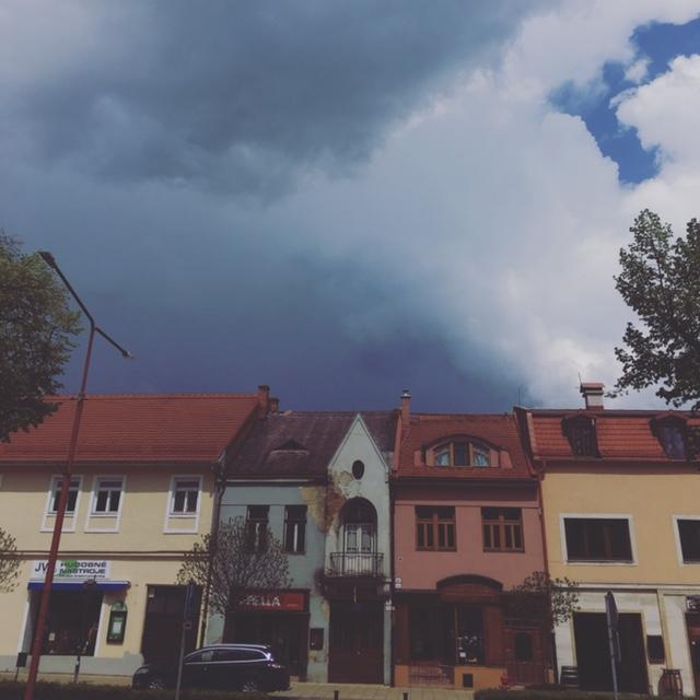 Návrat na Slovensko - Spišská Nová Ves