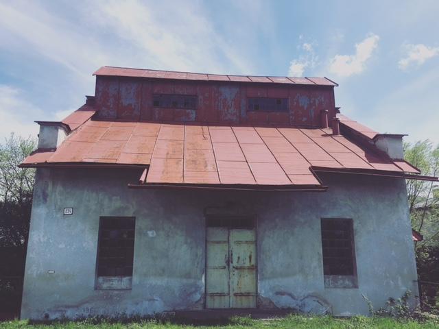 Návrat na Slovensko - Kluknavský mlyn