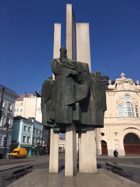 Návrat na Slovensko