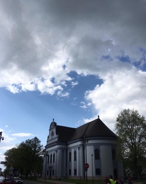 Výlet v Spišskej Novej Vsi.. Evanjelický kostol v Spišskej Novej Vsi