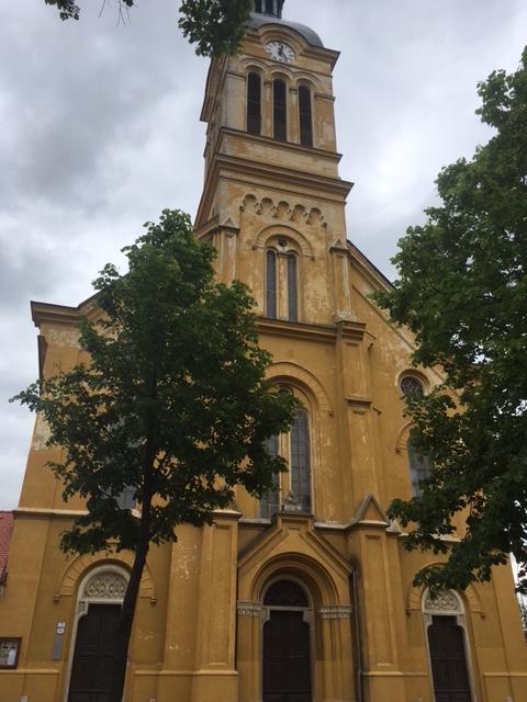 Návšteva Ľudovíta Štúra Evanjelický kostol