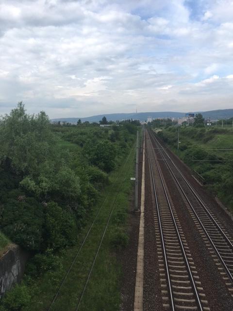 Cestovanie vo vlaku