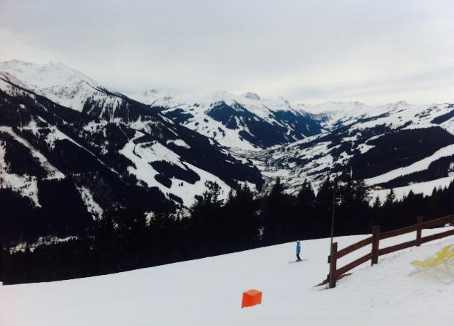 Kopce v Alpách, tam pracovať nechceš