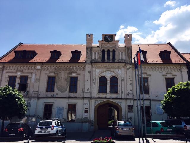 Výlet do Svätého Jura - mestský úrad