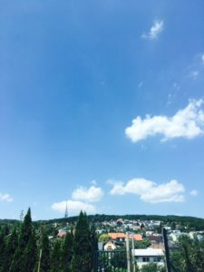 Výlet k veži Kamzík