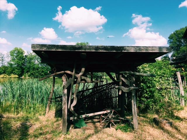 mlyn v dedine Jelka