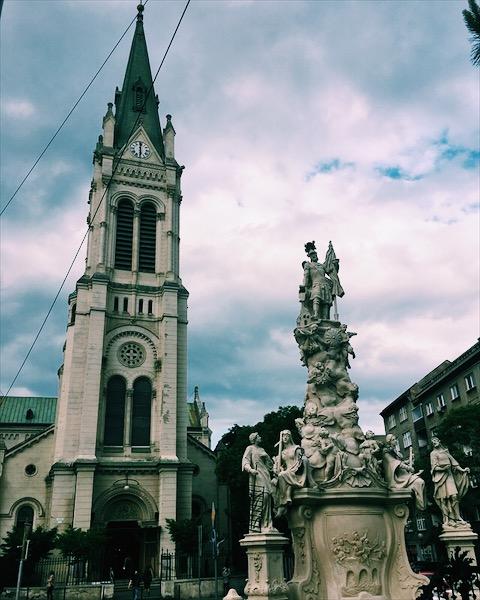 Potulky v Bratislave - Blumentál