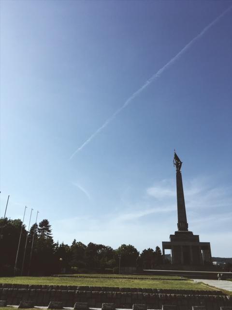 Potulky v Bratislave - Slavín