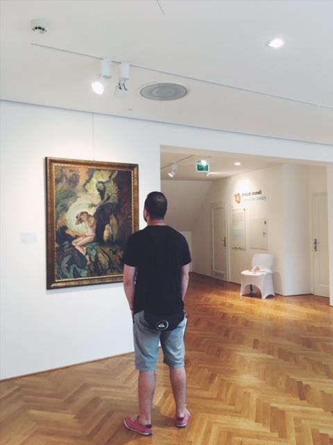 Galéria Nedbalka v Bratislave