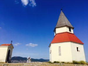 Kalvárie na Slovensku - Nitra