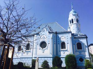 Kostoly v Bratislave