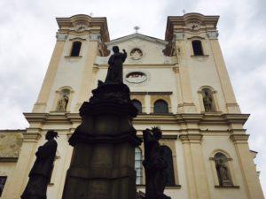 výlet do Prešova