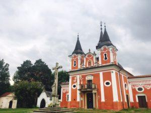 Kalvárie na Slovensku - Prešov