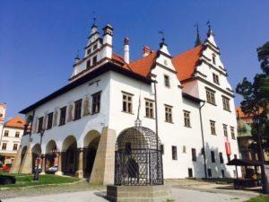 Slovenské mestá v Unesco