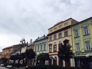 Námestia na Slovensku