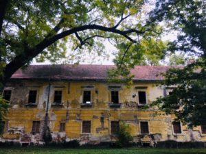 Čo vidieť v Seredi - kaštieľ
