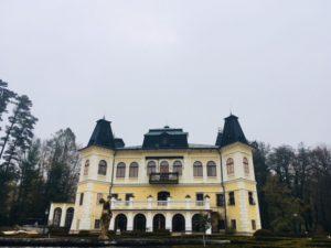 Kaštiele na Slovensku
