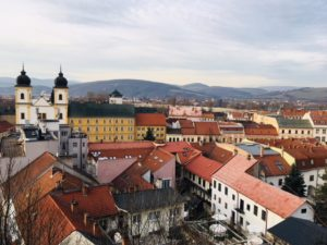 Trenčín - Hotel Mariána Gáboríka