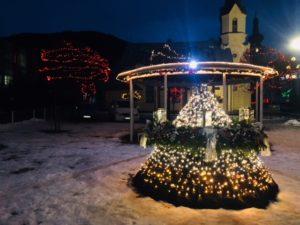 Vianočné trhy v Krompachoch