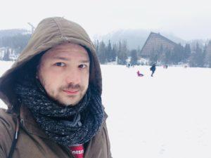 Turistika v zime