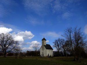 kostolík v Pominovci