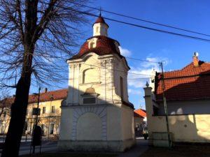 Čo vidieť v Bojniciach - kaplnka