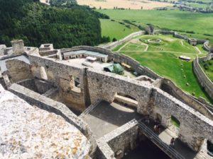Hrady na Slovensku - Spišský hrad