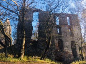 Hrady na Slovensku - Pajštún