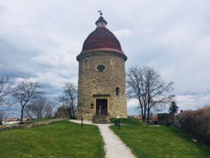 Zaujímavosti o Skalici - rotunda