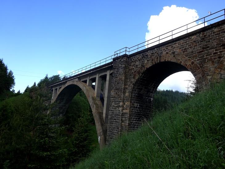 Telgártska slučka - Telgártsky viadukt