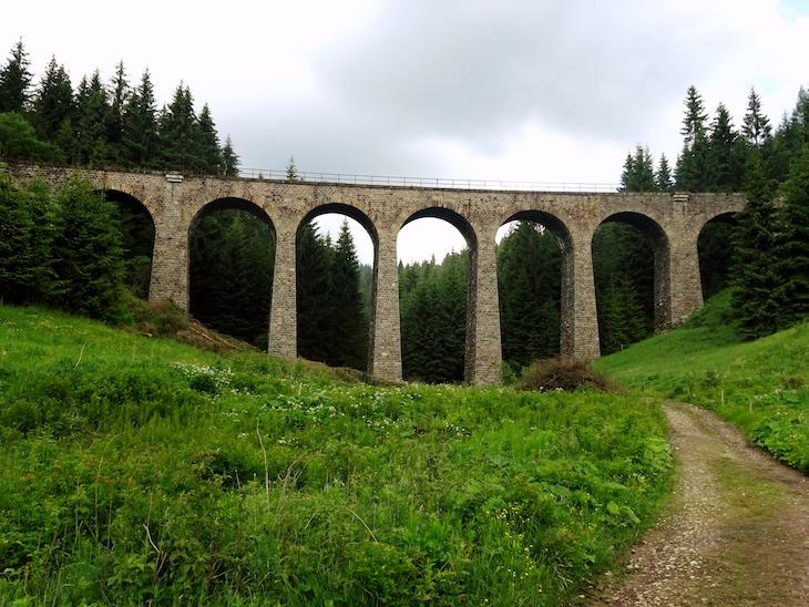 Telgártska slučka - Chmarošský viadukt