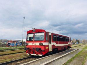 Meškanie vlaku