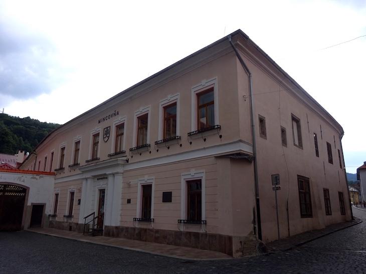Čo vidieť v Kremnici - mincovňa