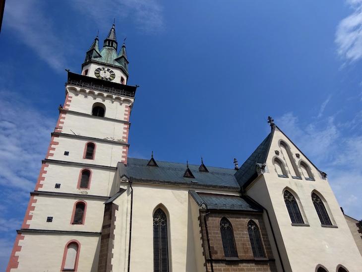 Čo vidieť v Kremnici - kostol sv. Kataríny