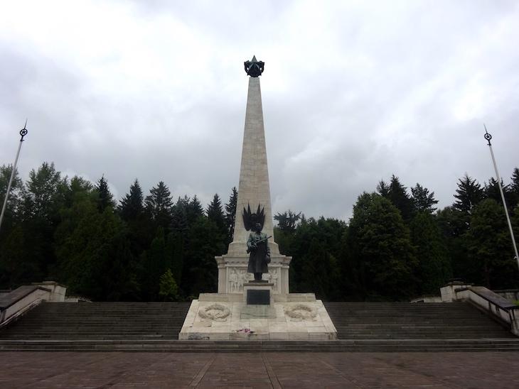Čo vidieť vo Svidníku - pamätník