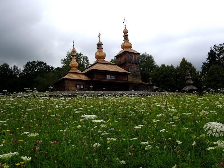 Čo vidieť vo Svidníku - skanzen