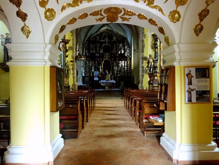 Zaujímavosti o Stropkove - kostol
