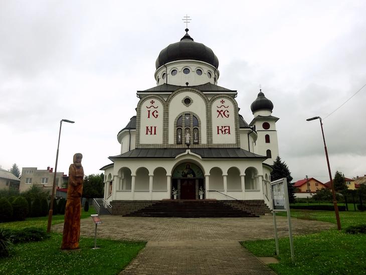 Zaujímavosti o Stropkove - grécko-katolícky kostol