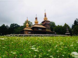 Drevené kostoly - Svidník