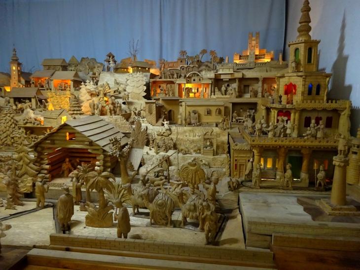 Čo vidieť v Terchovej - betlehem
