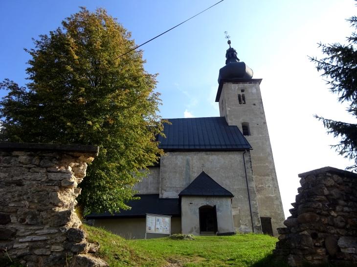 Liptovský Ján - kostol