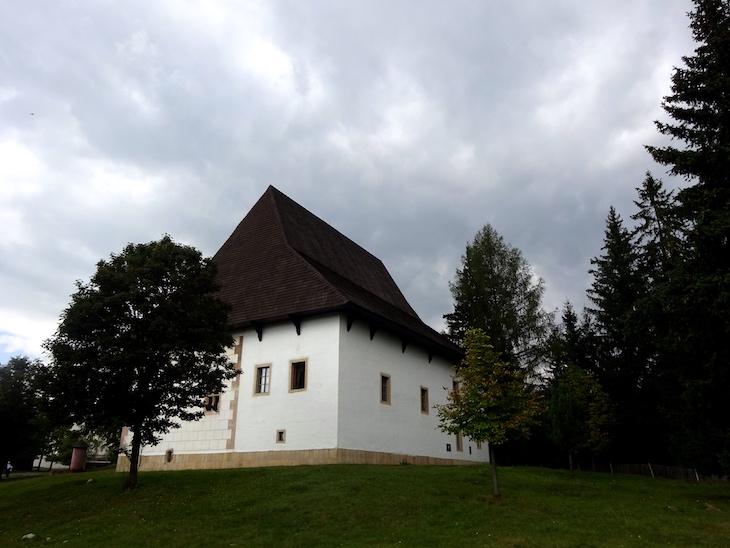 Múzeum liptovskej dediny - kaštieľ