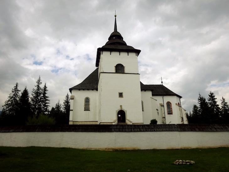 Múzeum liptovskej dediny - kostol