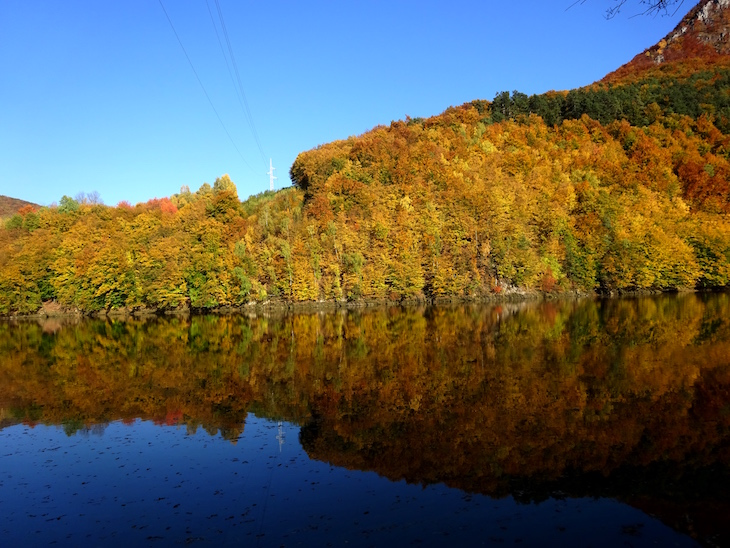 Tipy na jesenné túry - Ružín