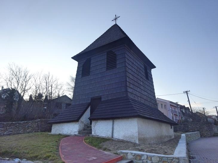 Čo vidieť vo Svätom Jure - zvonica