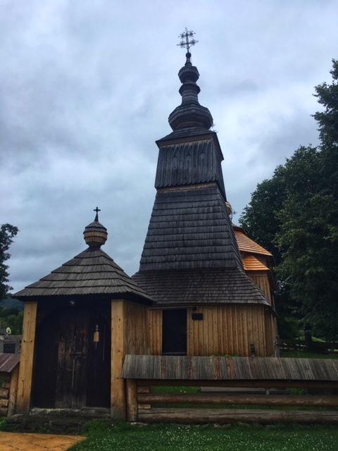 Kostolíky na Slovensku - Chrám svätého Michala Archanjela vLadomírovej