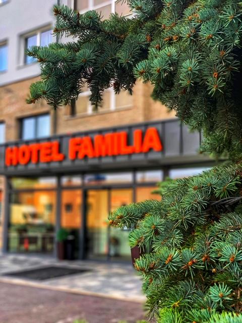 Čo robiť v Starej Ľubovni? Hotel Familia