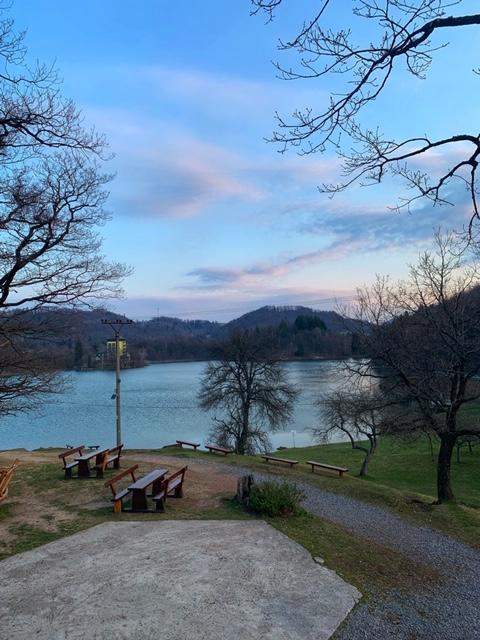 Zaujímavosti o Banskej Štiavnici - Počúvadlianske jazero