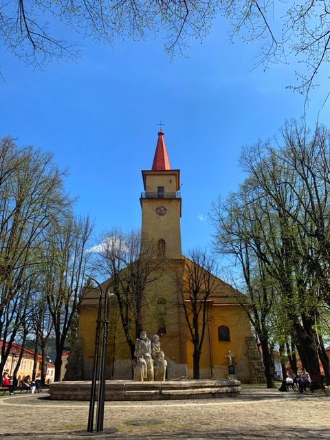 Čo robiť v Starej Ľubovni? Kostol sv. Mikuláša