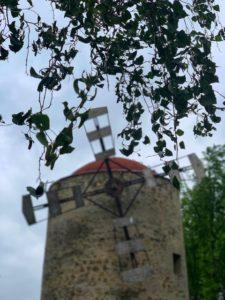 Unikáty na Záhorí - Veterný mlyn Holíč